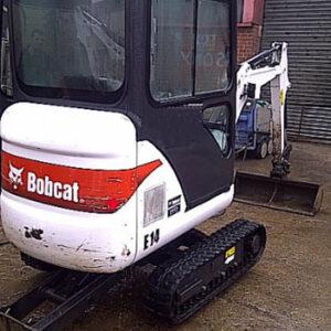 Bobcat E14 2010/2011