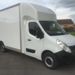 Renault Master Low Loader